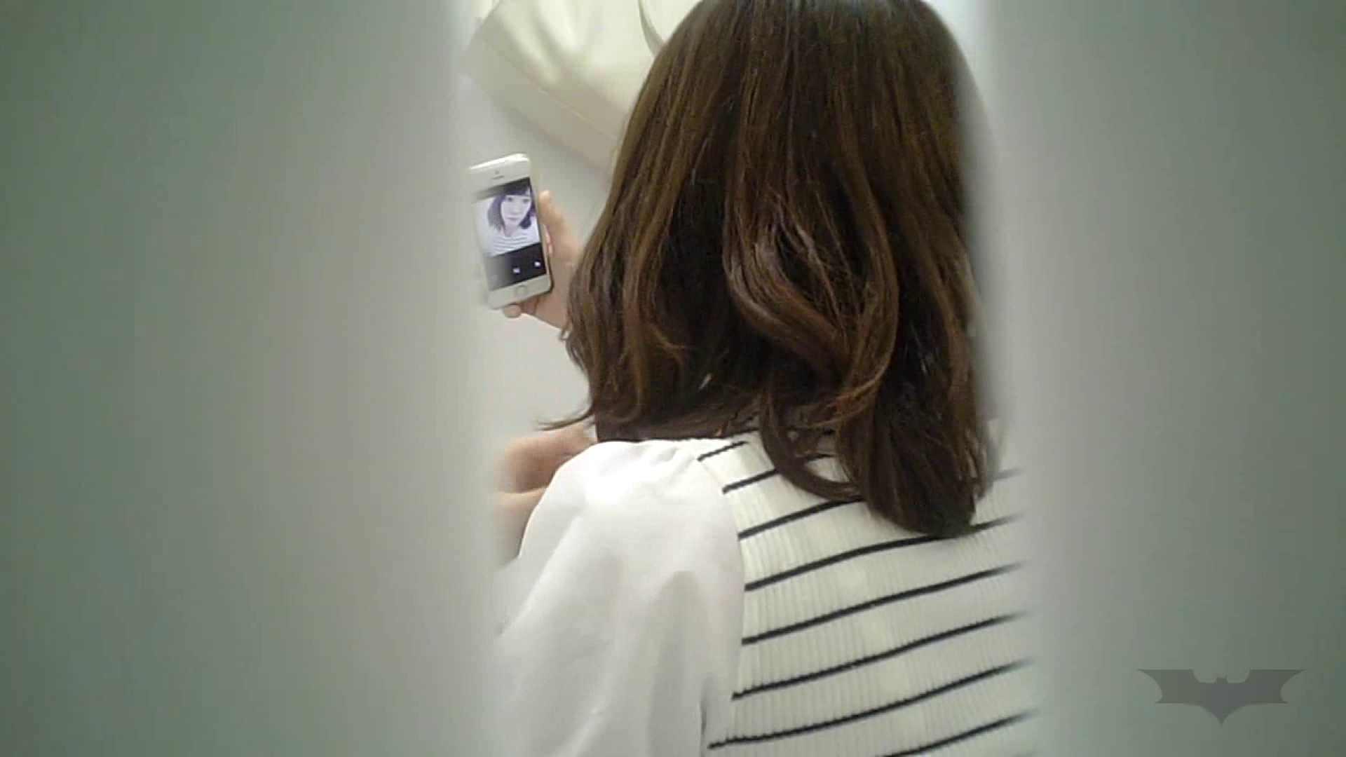 有名大学女性洗面所 vol.37 ついでにアンダーヘアーの状態確認ですね。 投稿 のぞき 93PIX 12