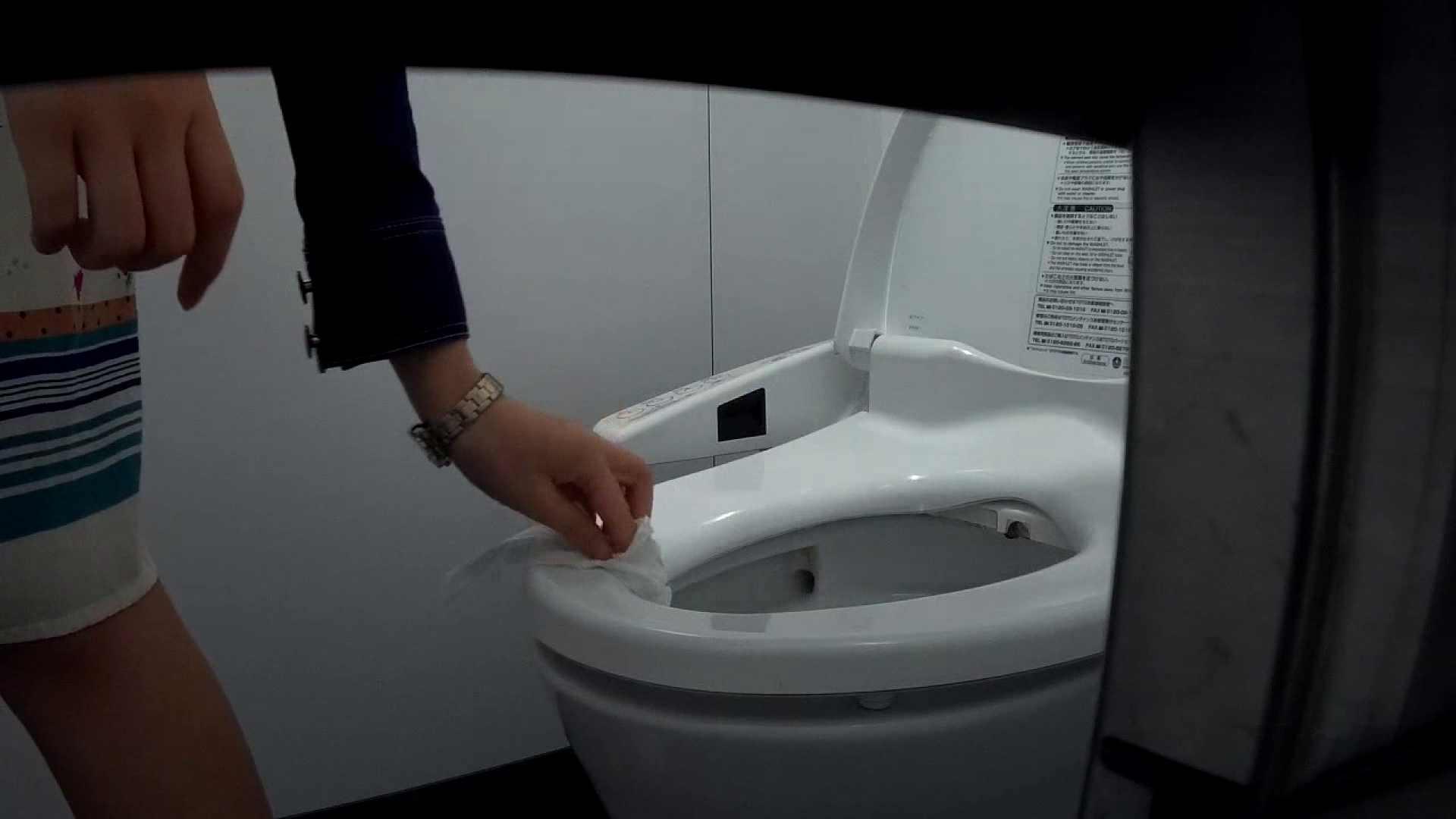有名大学女性洗面所 vol.37 ついでにアンダーヘアーの状態確認ですね。 投稿 のぞき 93PIX 45