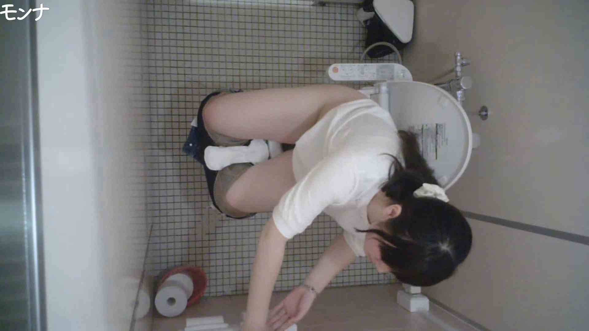 有名大学女性洗面所 vol.65 秘技!!マルチアングル天井撮り!! 丸見え  76PIX 2