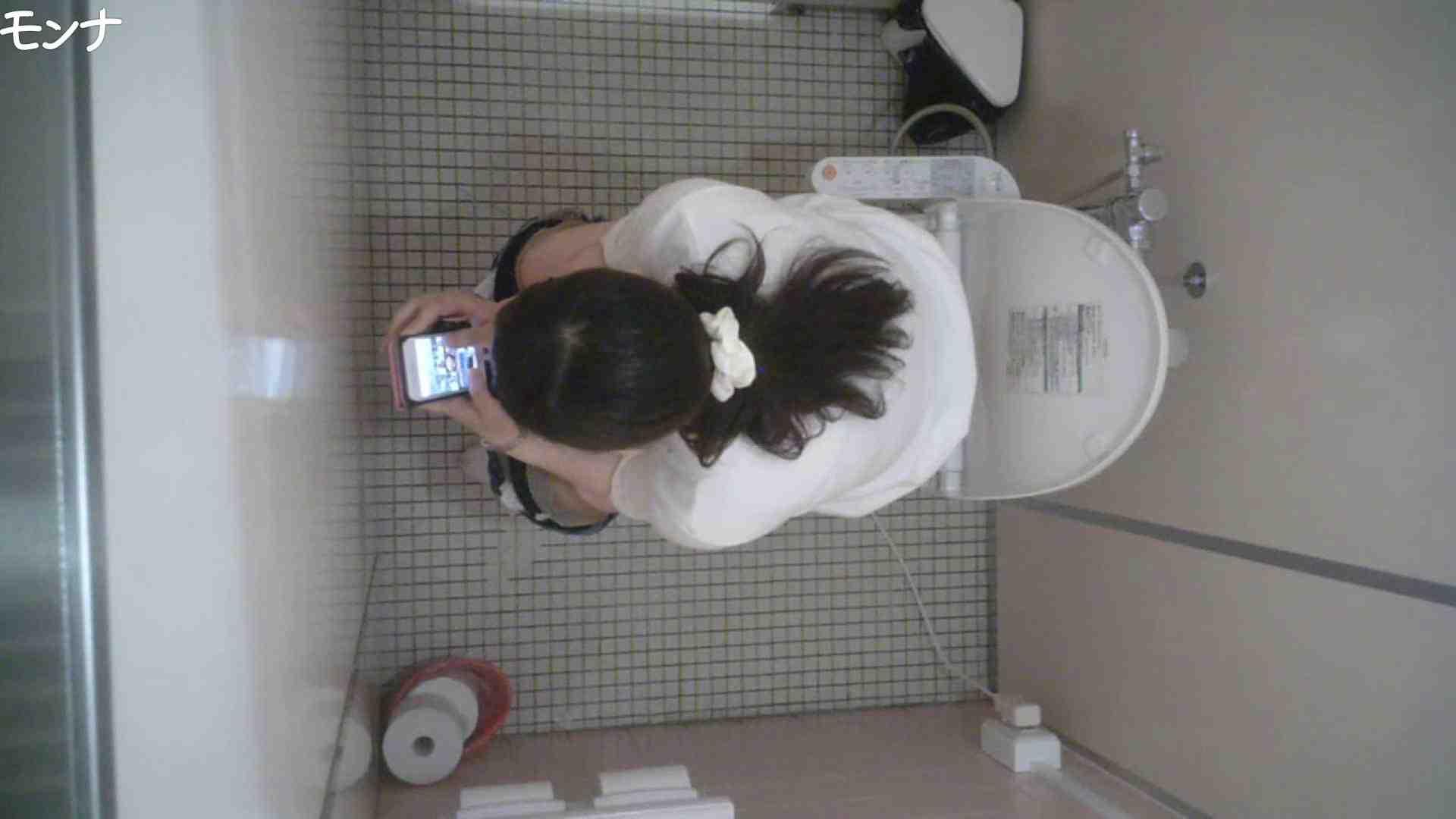 有名大学女性洗面所 vol.65 秘技!!マルチアングル天井撮り!! 丸見え  76PIX 5