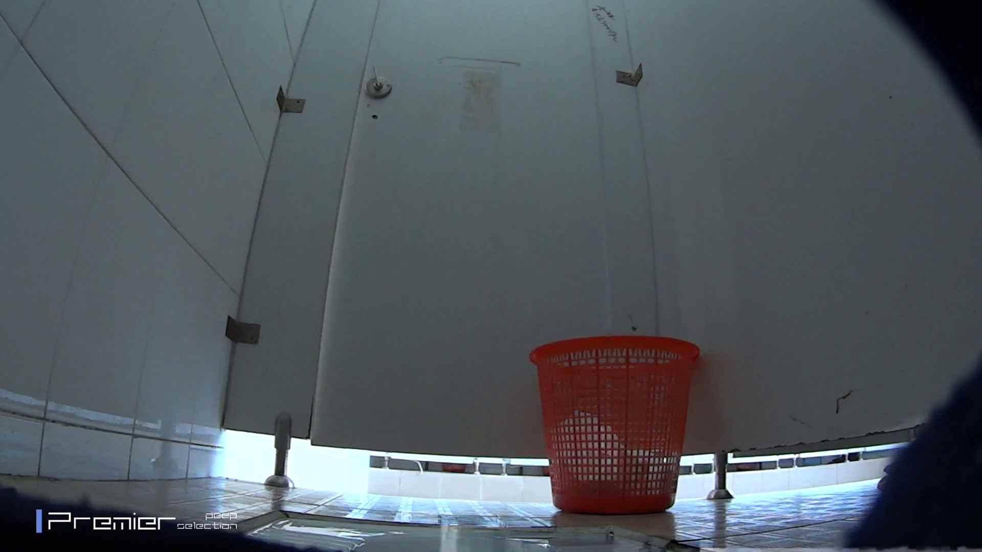 アジアンビューティー達の聖水 大学休憩時間の洗面所事情24 美女  59PIX 1