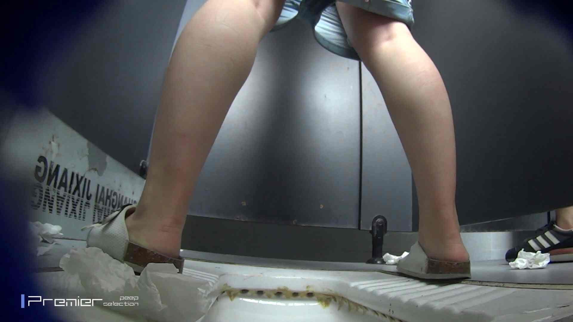 聖水ダラダラ色美女の洗面所 大学休憩時間の洗面所事情55 洗面所  55PIX 11