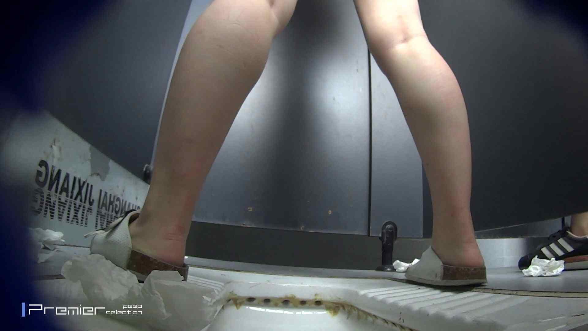 聖水ダラダラ色美女の洗面所 大学休憩時間の洗面所事情55 洗面所  55PIX 12