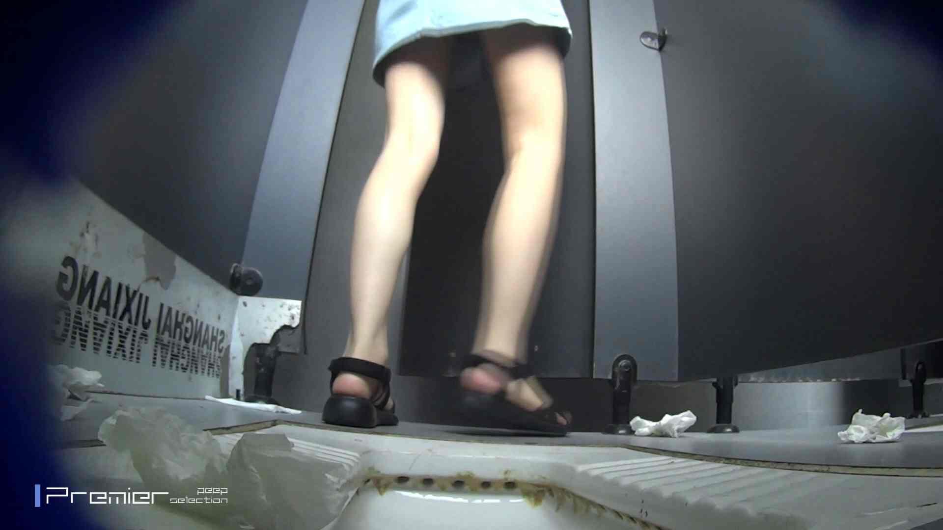聖水ダラダラ色美女の洗面所 大学休憩時間の洗面所事情55 洗面所  55PIX 41