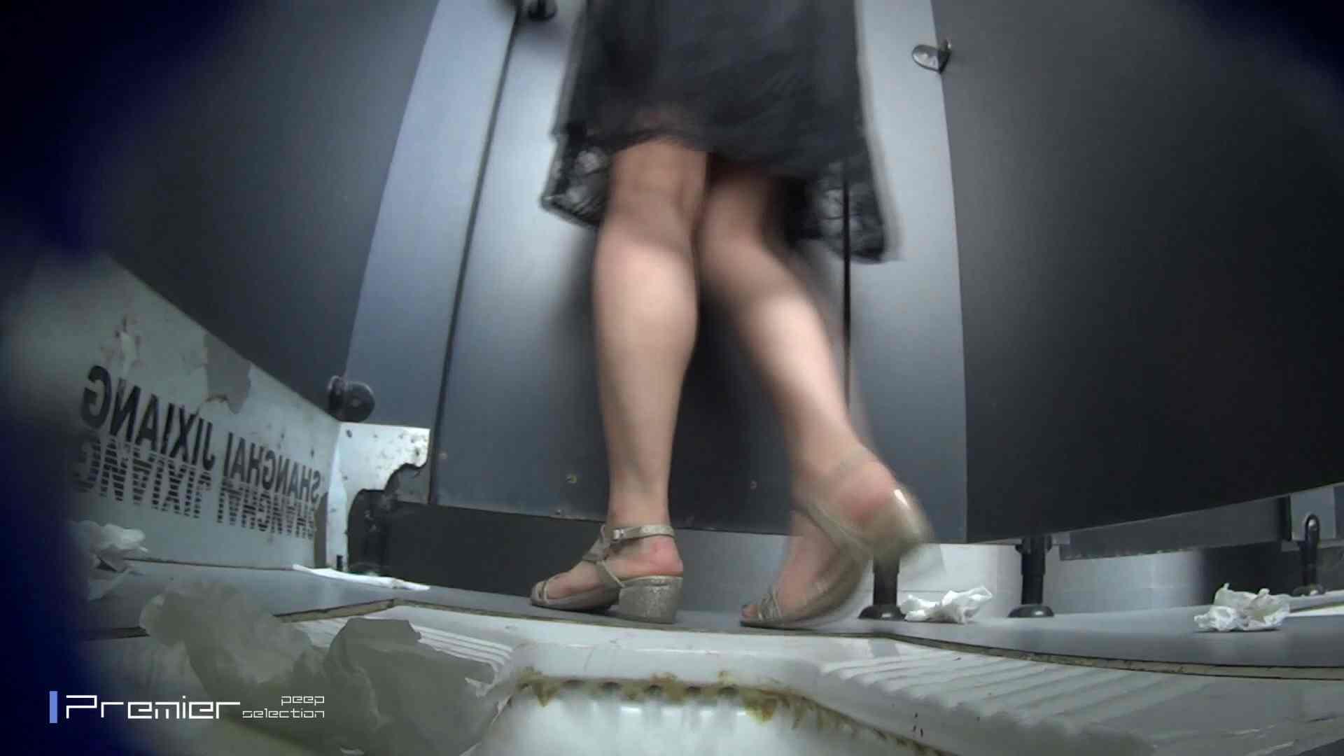 スキニージーンズの美女 大学休憩時間の洗面所事情56 洗面所  107PIX 83