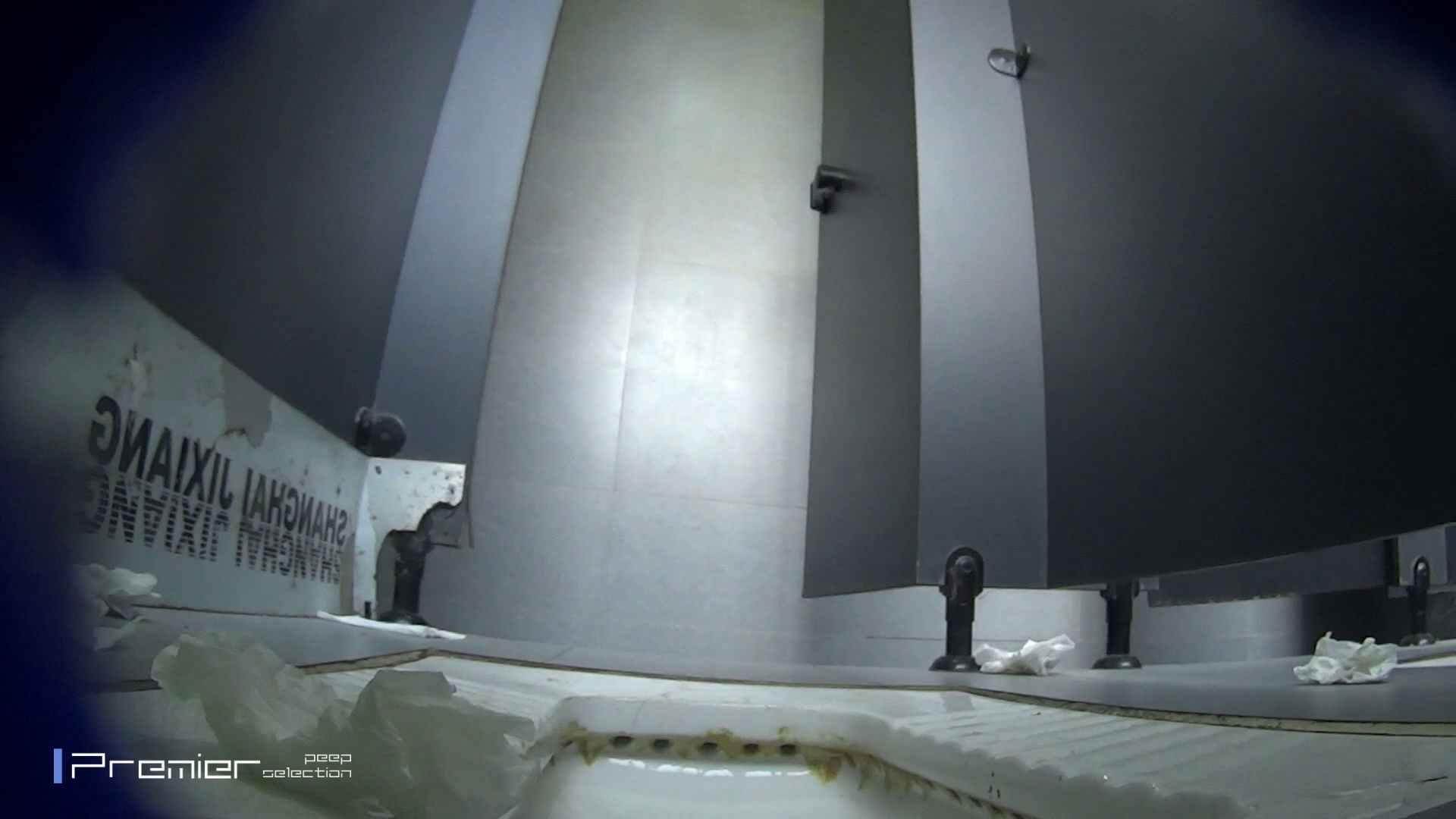 スキニージーンズの美女 大学休憩時間の洗面所事情56 洗面所  107PIX 86