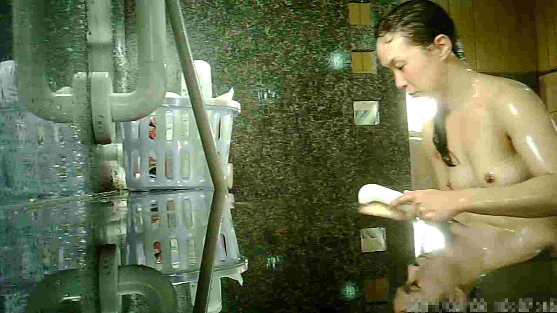 Vol.6 洗い場!おkaさん、まだまだイイ体だと思いますよ