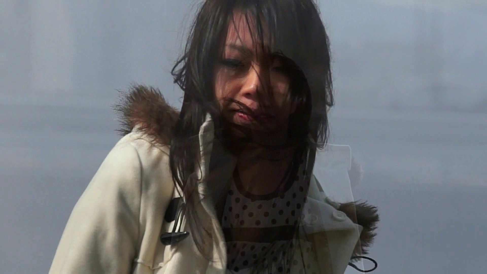 vol.2 自宅近く思い出の地で黄昏る志穂さん お姉さん  57PIX 3