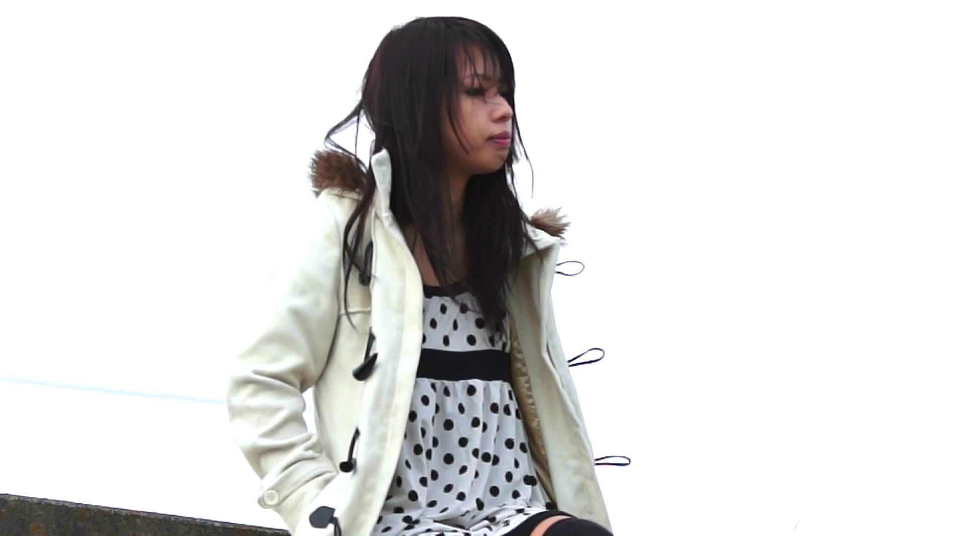 vol.2 自宅近く思い出の地で黄昏る志穂さん お姉さん  57PIX 6