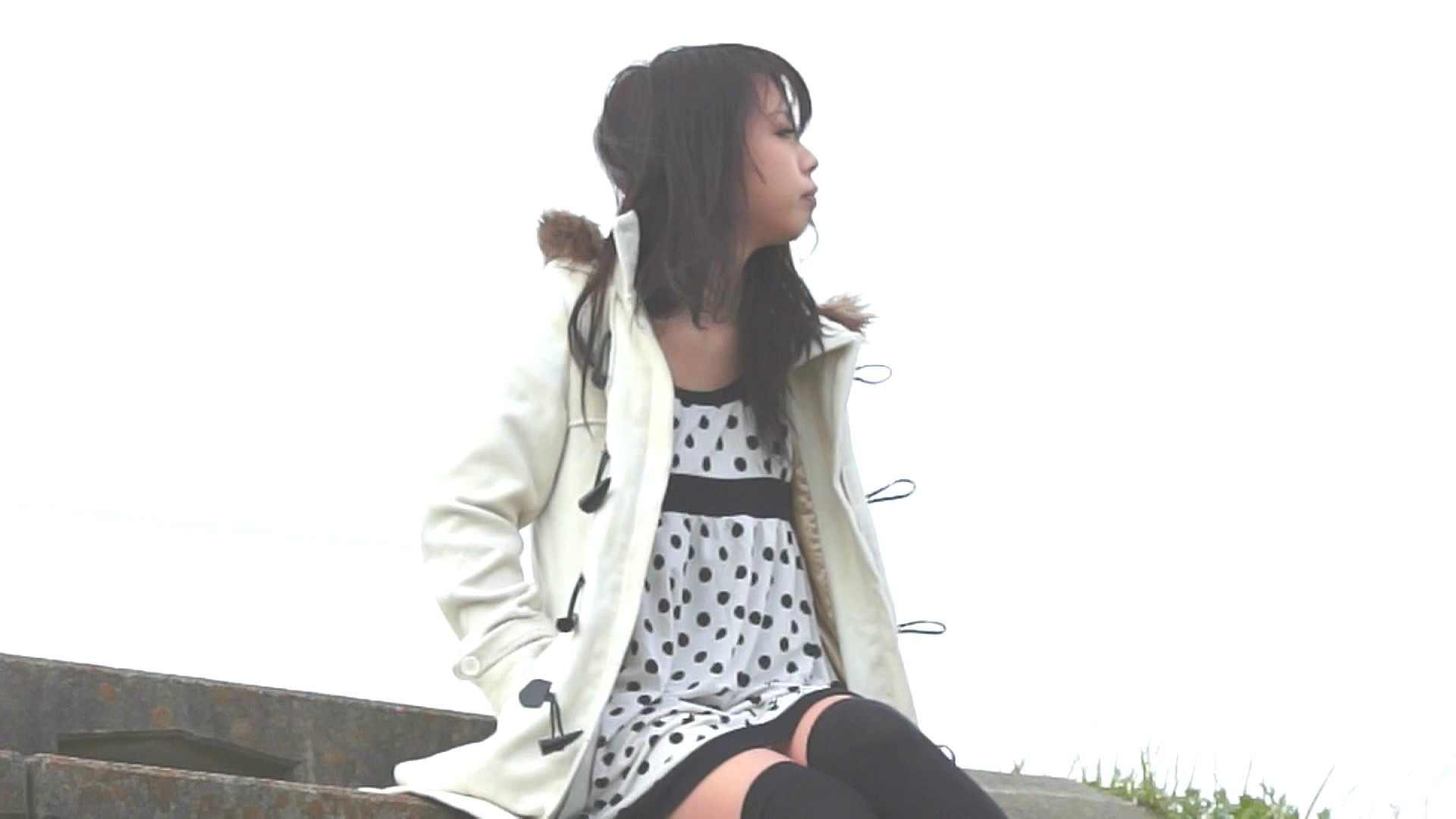 vol.2 自宅近く思い出の地で黄昏る志穂さん お姉さん  57PIX 9
