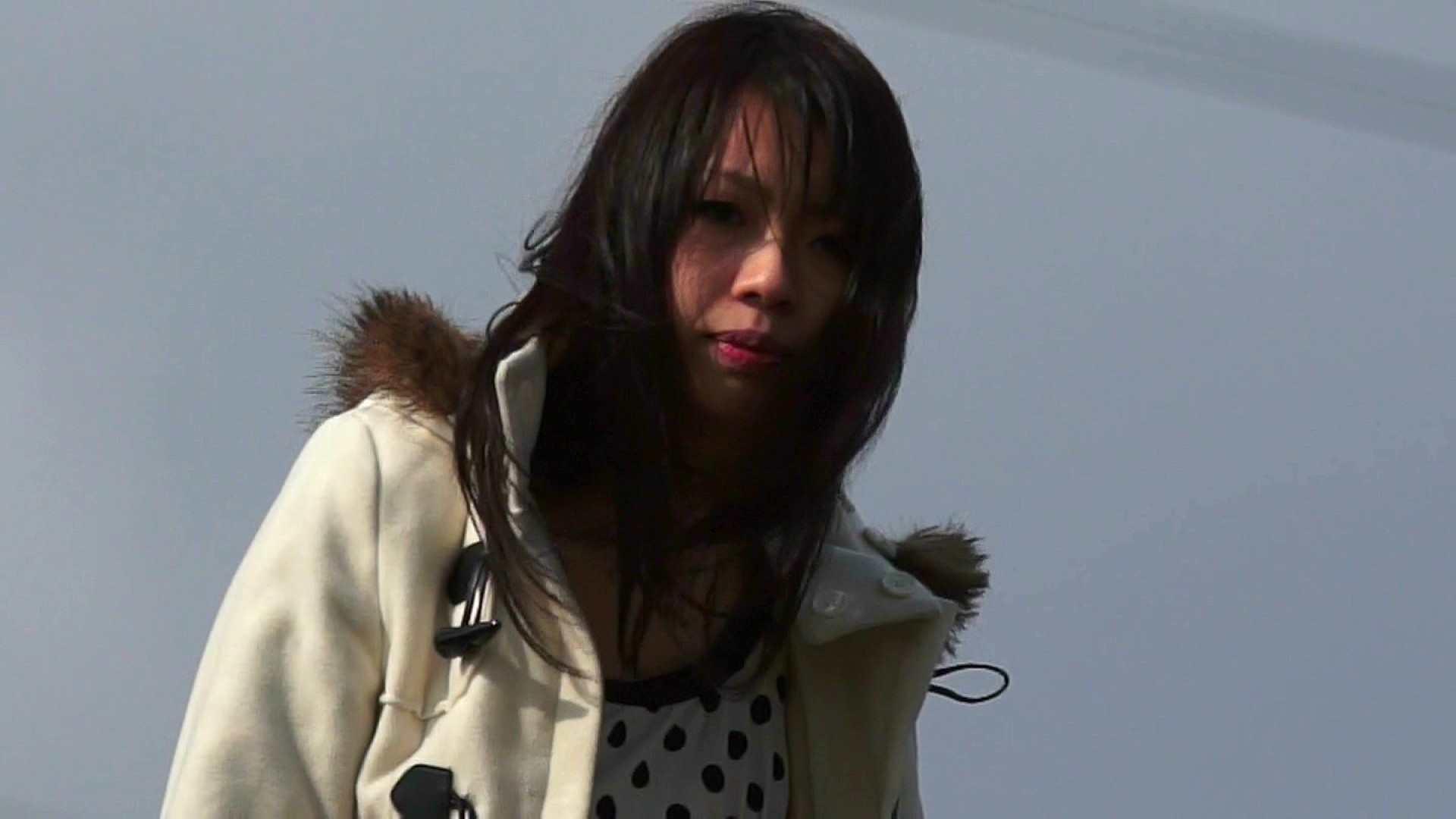 vol.2 自宅近く思い出の地で黄昏る志穂さん お姉さん  57PIX 12