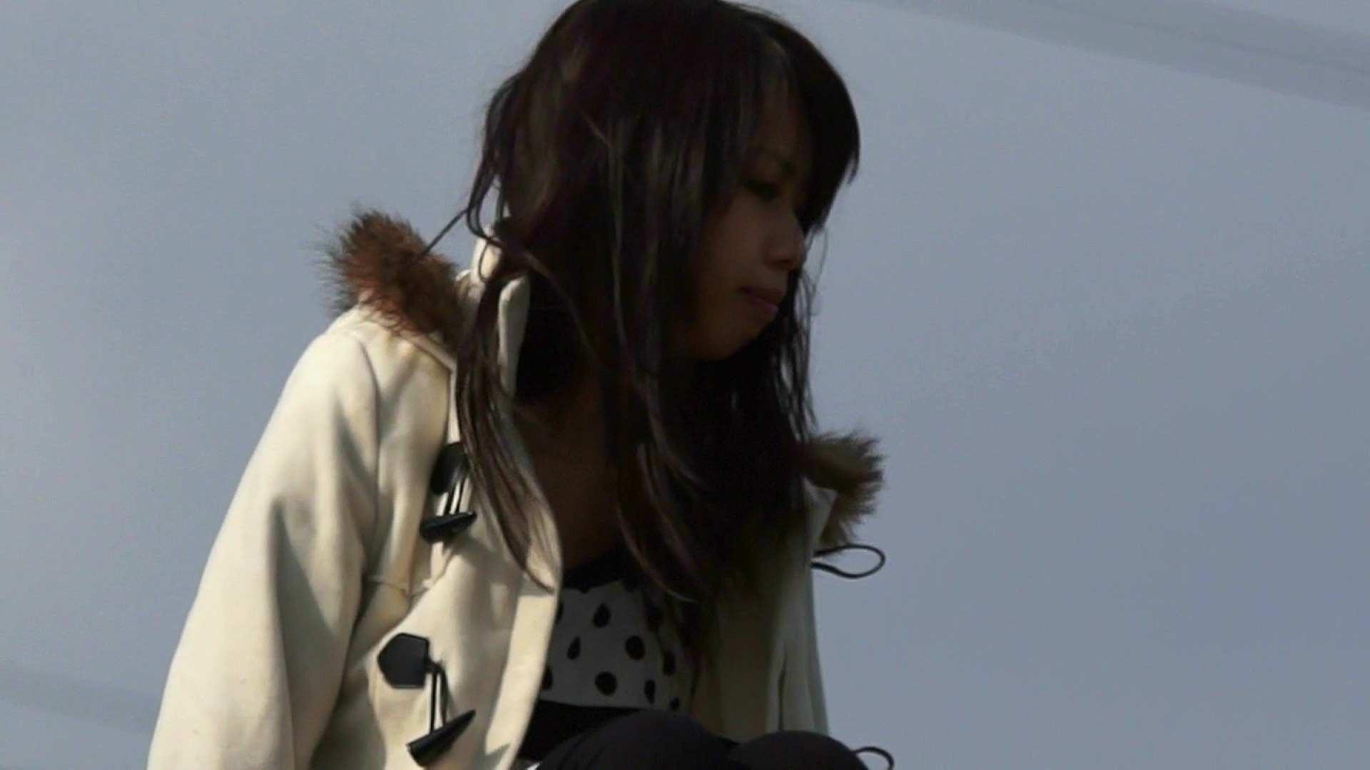 vol.2 自宅近く思い出の地で黄昏る志穂さん お姉さん  57PIX 15