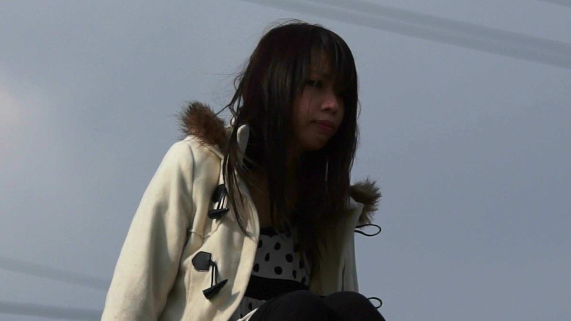 vol.2 自宅近く思い出の地で黄昏る志穂さん お姉さん  57PIX 16