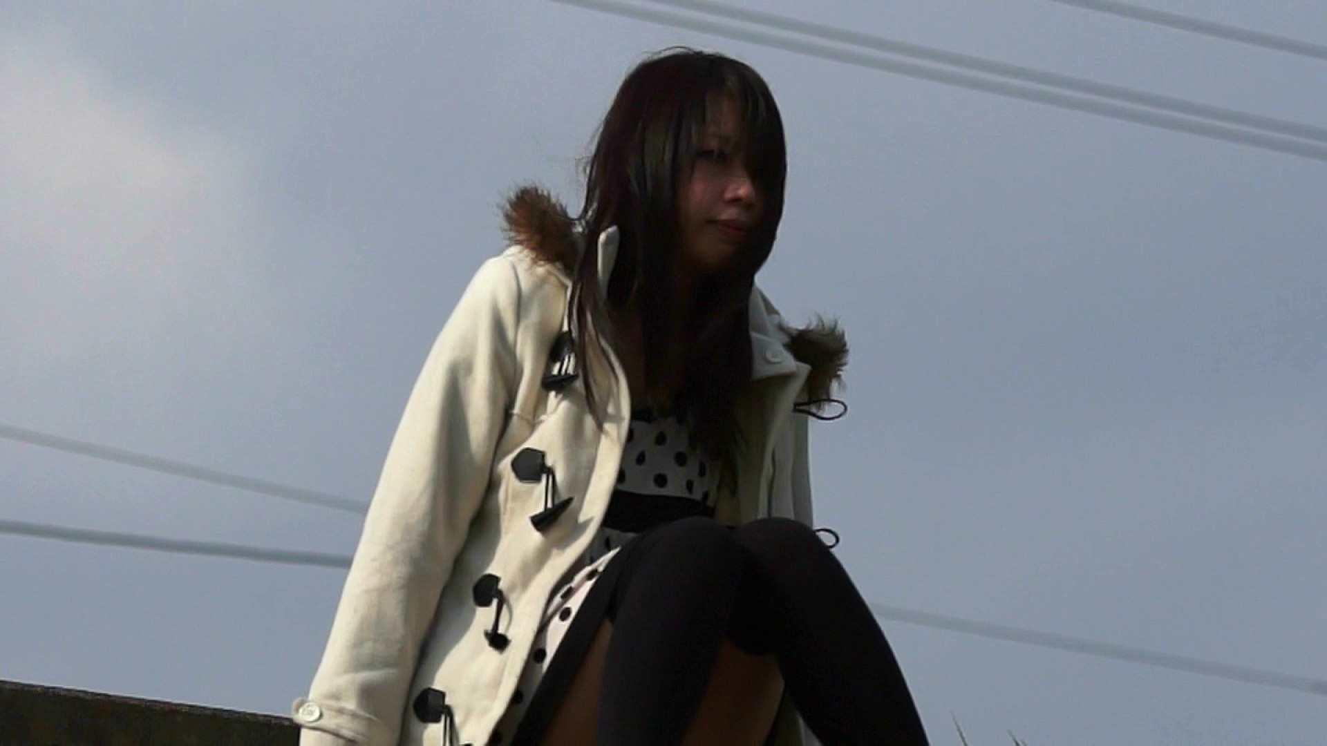vol.2 自宅近く思い出の地で黄昏る志穂さん お姉さん  57PIX 18