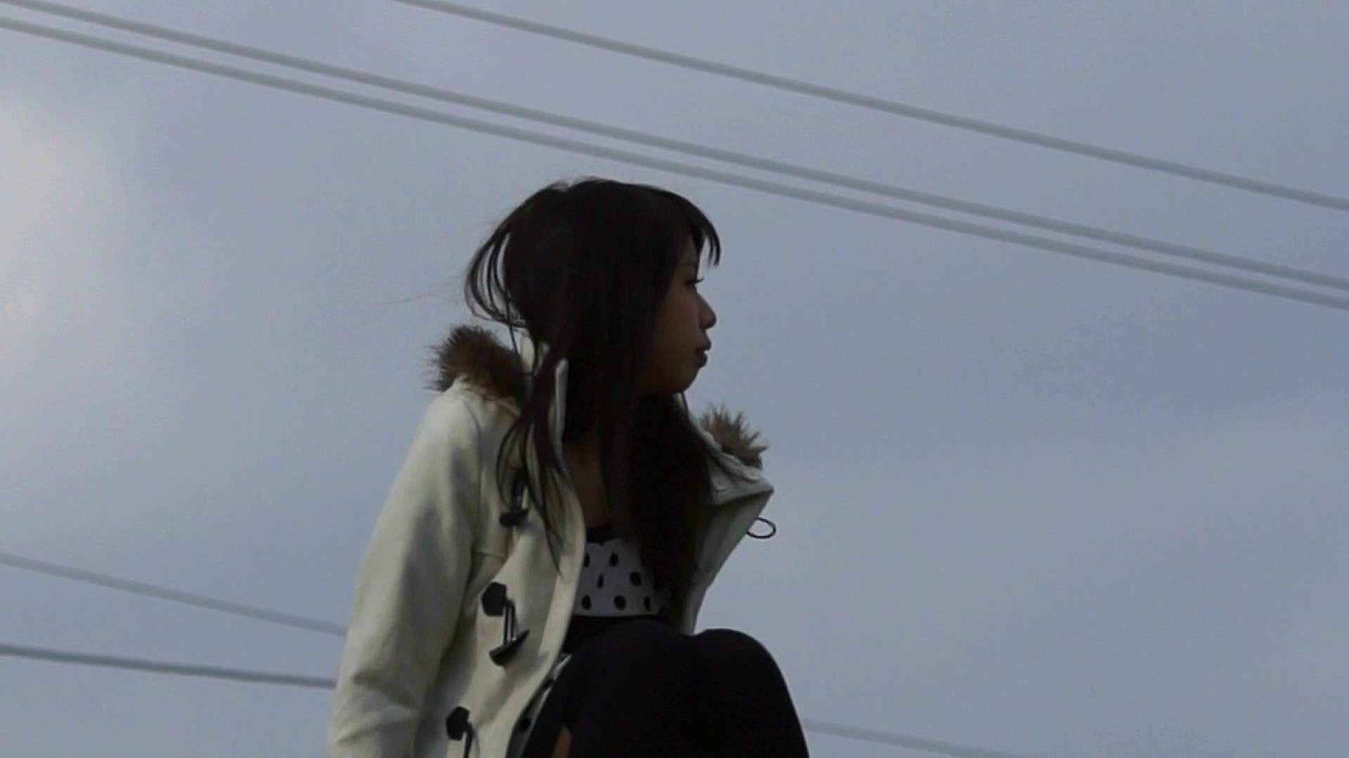vol.2 自宅近く思い出の地で黄昏る志穂さん お姉さん  57PIX 31