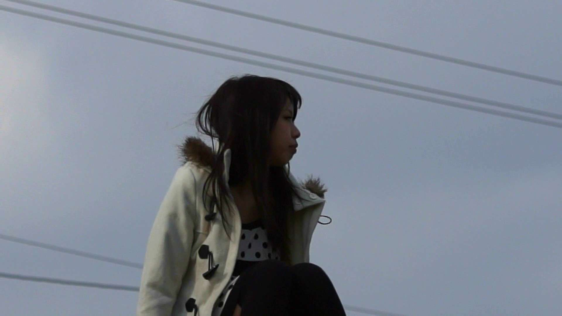 vol.2 自宅近く思い出の地で黄昏る志穂さん お姉さん  57PIX 32
