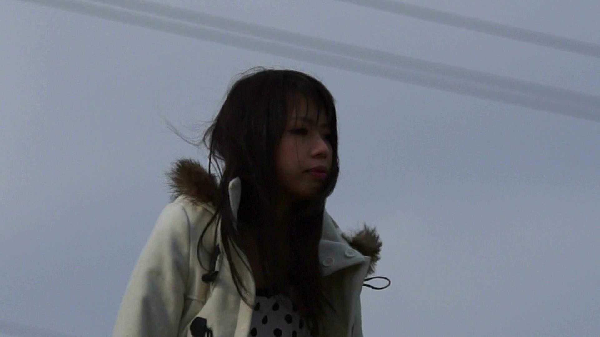 vol.2 自宅近く思い出の地で黄昏る志穂さん お姉さん  57PIX 37