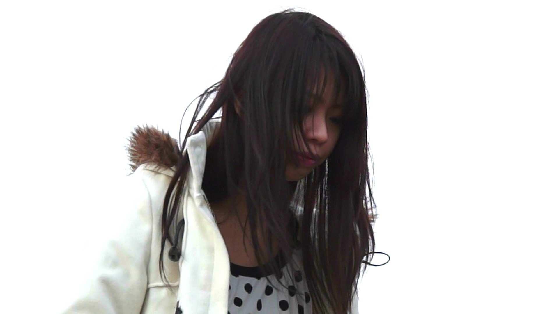 vol.2 自宅近く思い出の地で黄昏る志穂さん お姉さん  57PIX 54