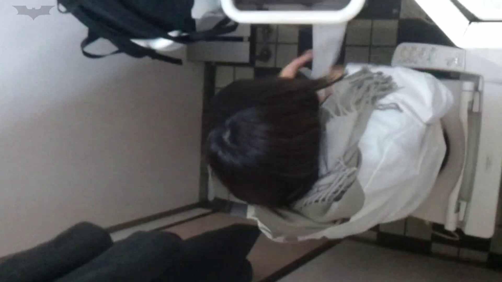 化粧室絵巻 駅舎編 VOL.11 大量、大量!! お姉さん  86PIX 17
