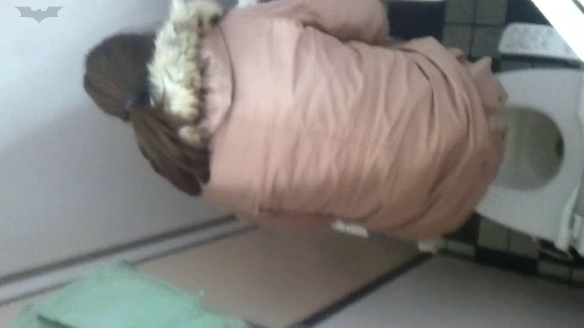 化粧室絵巻 駅舎編 VOL.11 大量、大量!! お姉さん  86PIX 78