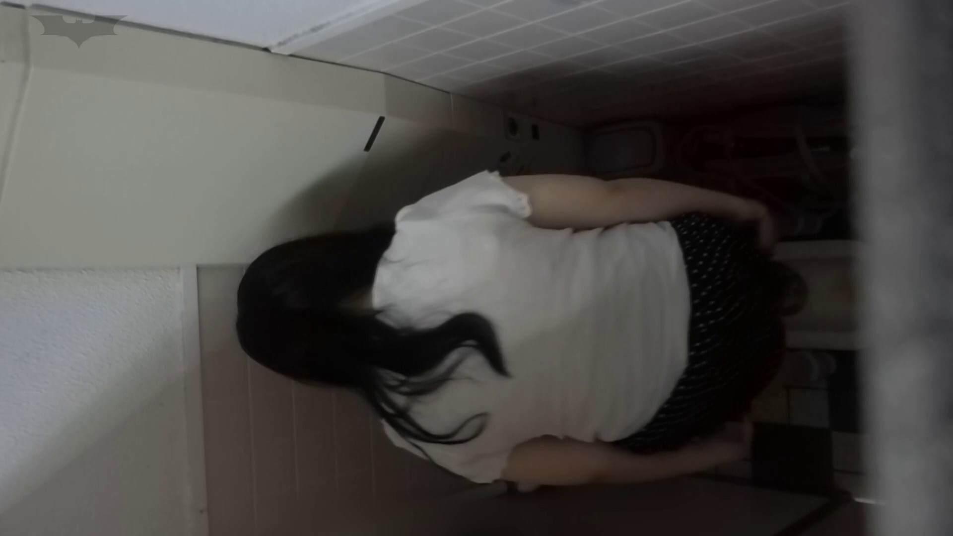 化粧室絵巻 駅舎編 VOL.22 季節外れの冬服特集!! 細身  54PIX 44