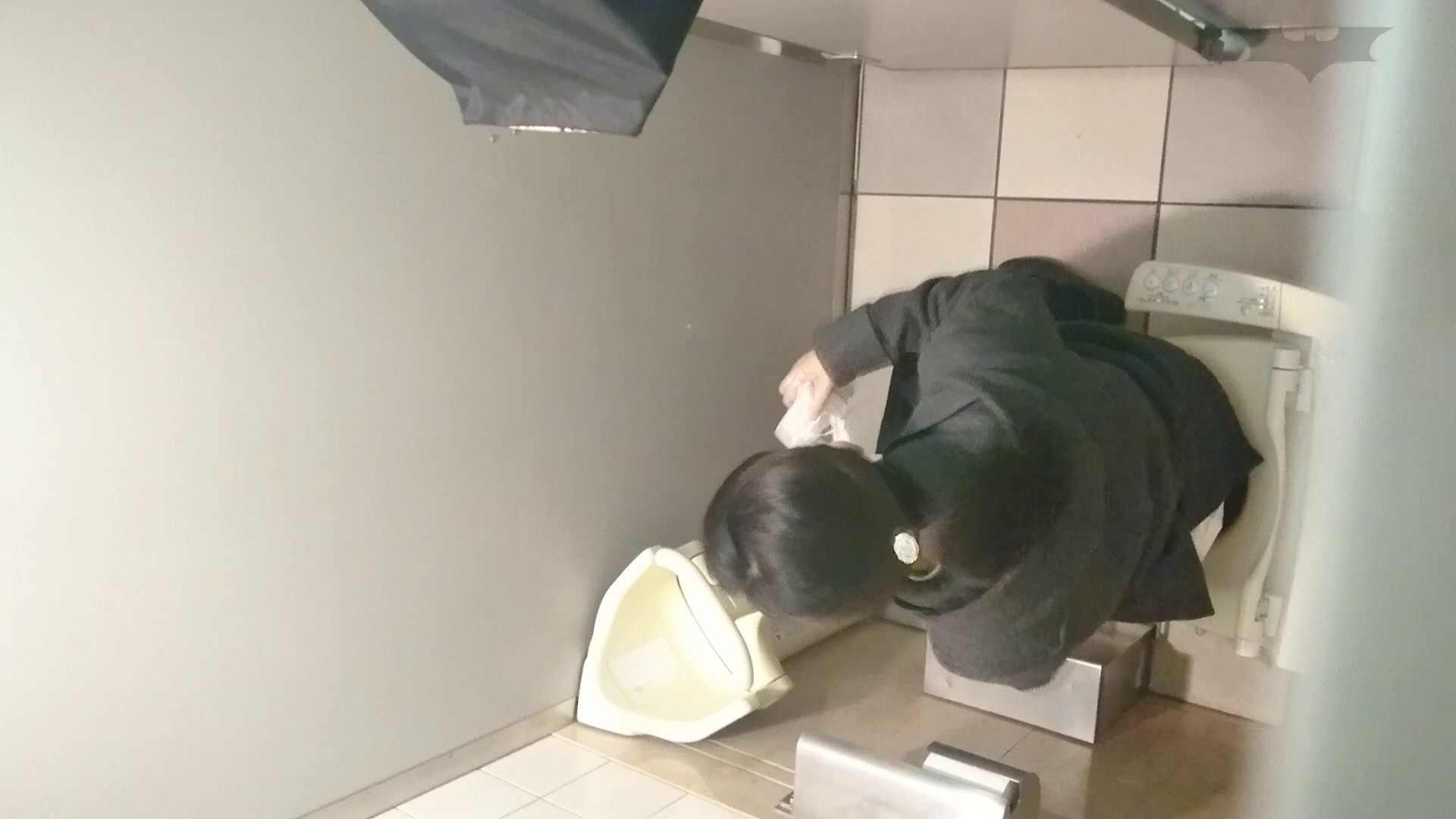 化粧室絵巻 ショッピングモール編 VOL.08