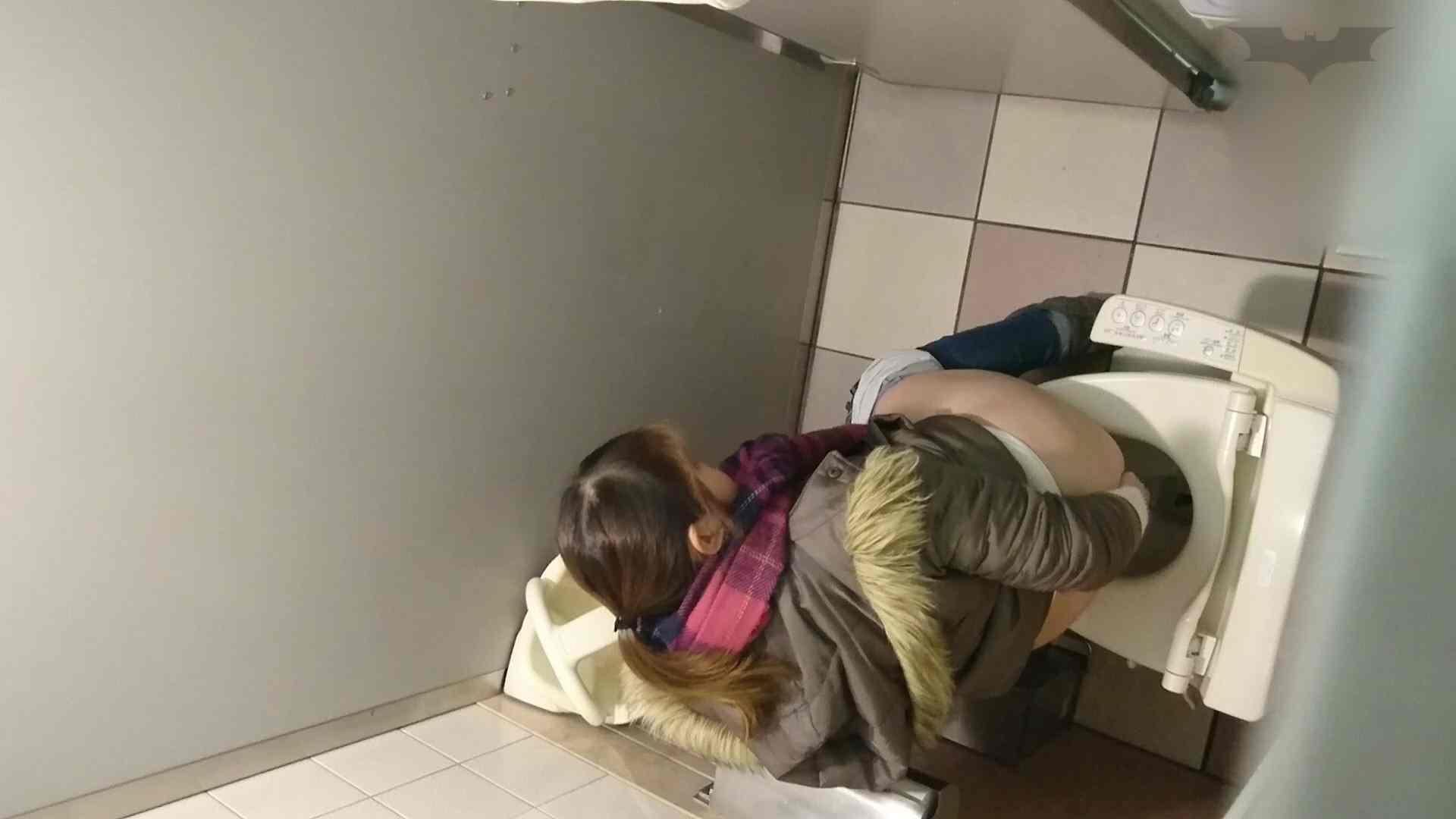 化粧室絵巻 ショッピングモール編 VOL.09 美肌  97PIX 10