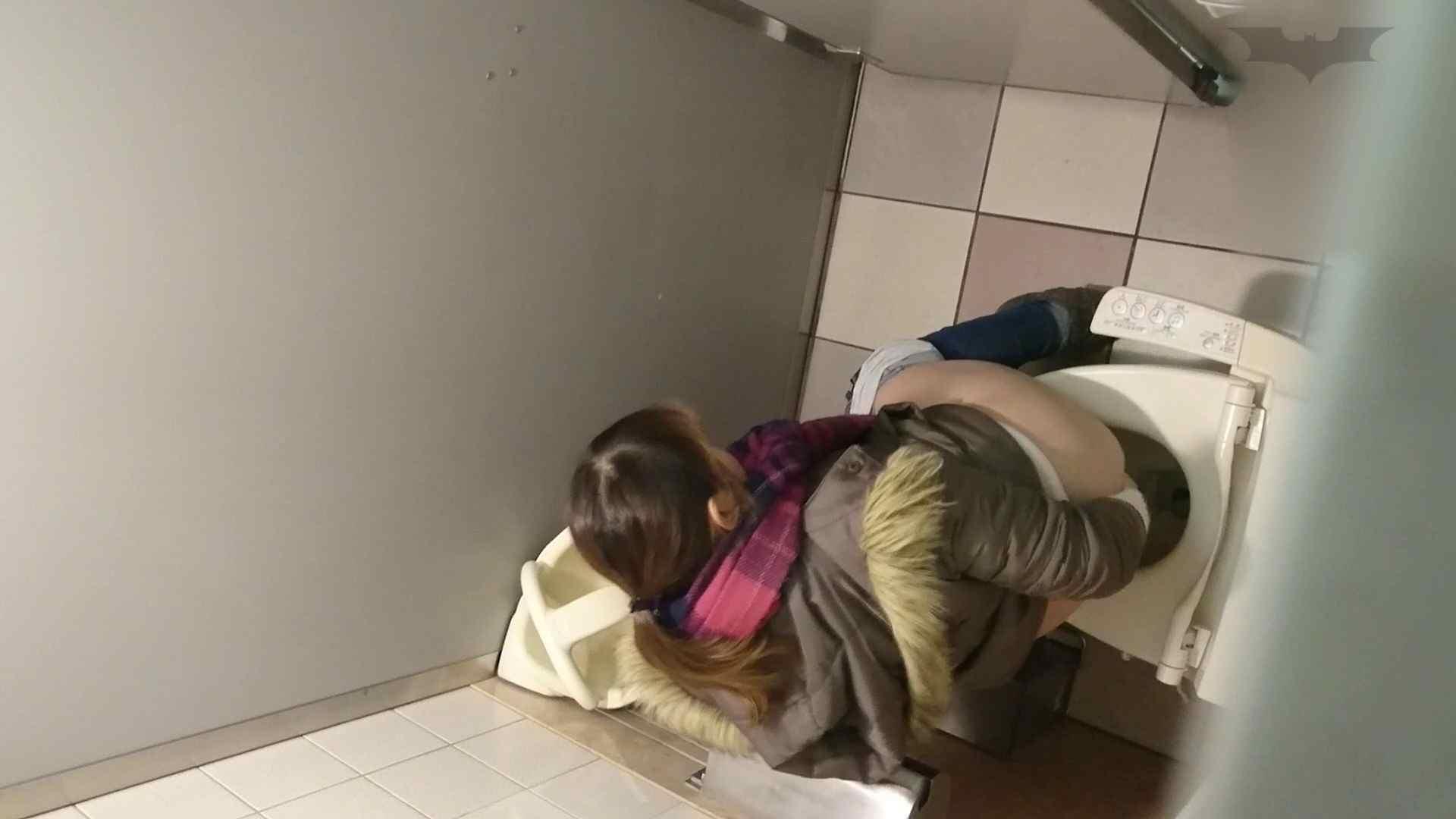 化粧室絵巻 ショッピングモール編 VOL.09 美肌  97PIX 17