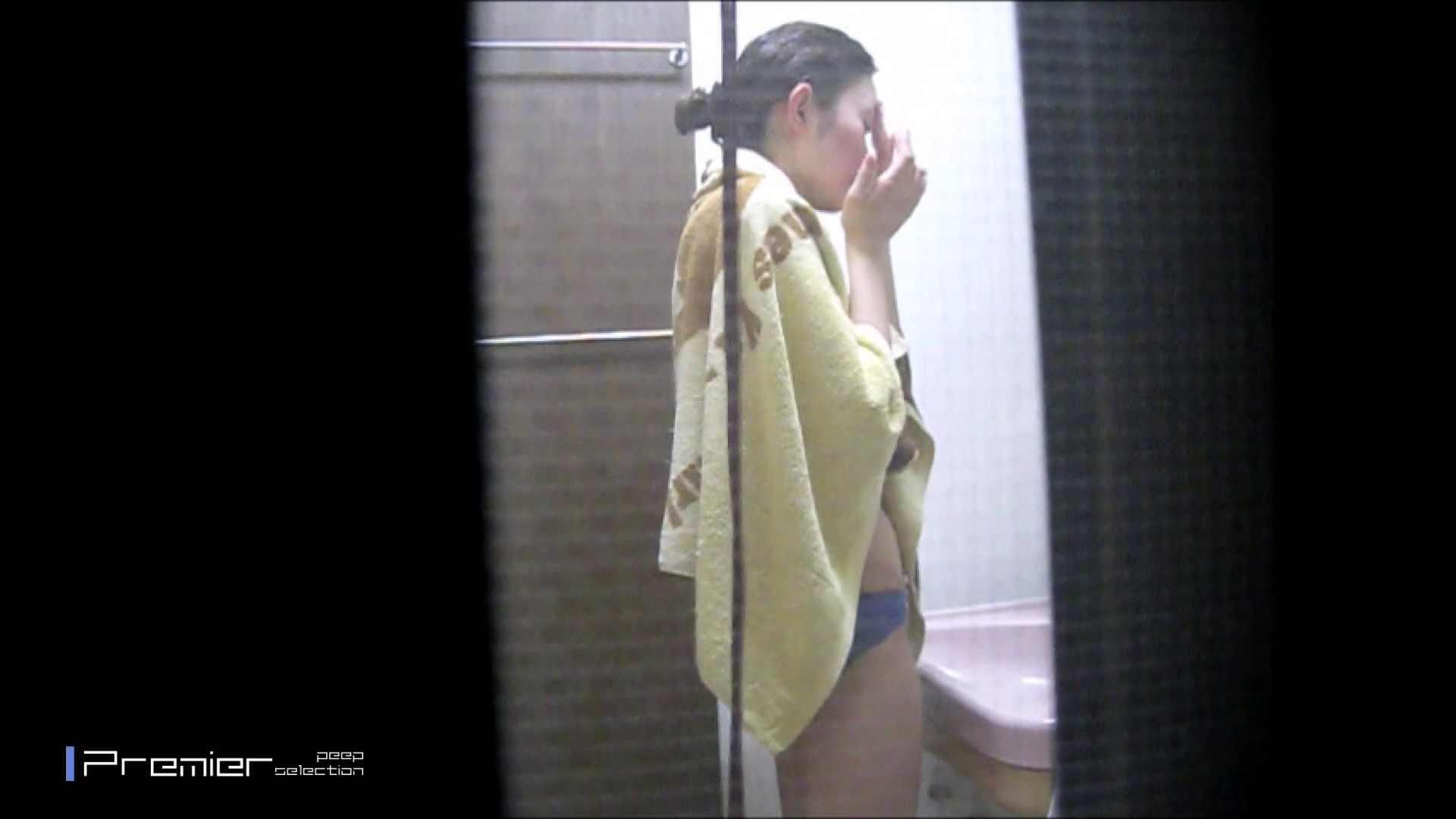 スレンダー美女の桃色乳首 乙女の風呂場 Vol.09 盗撮  96PIX 95