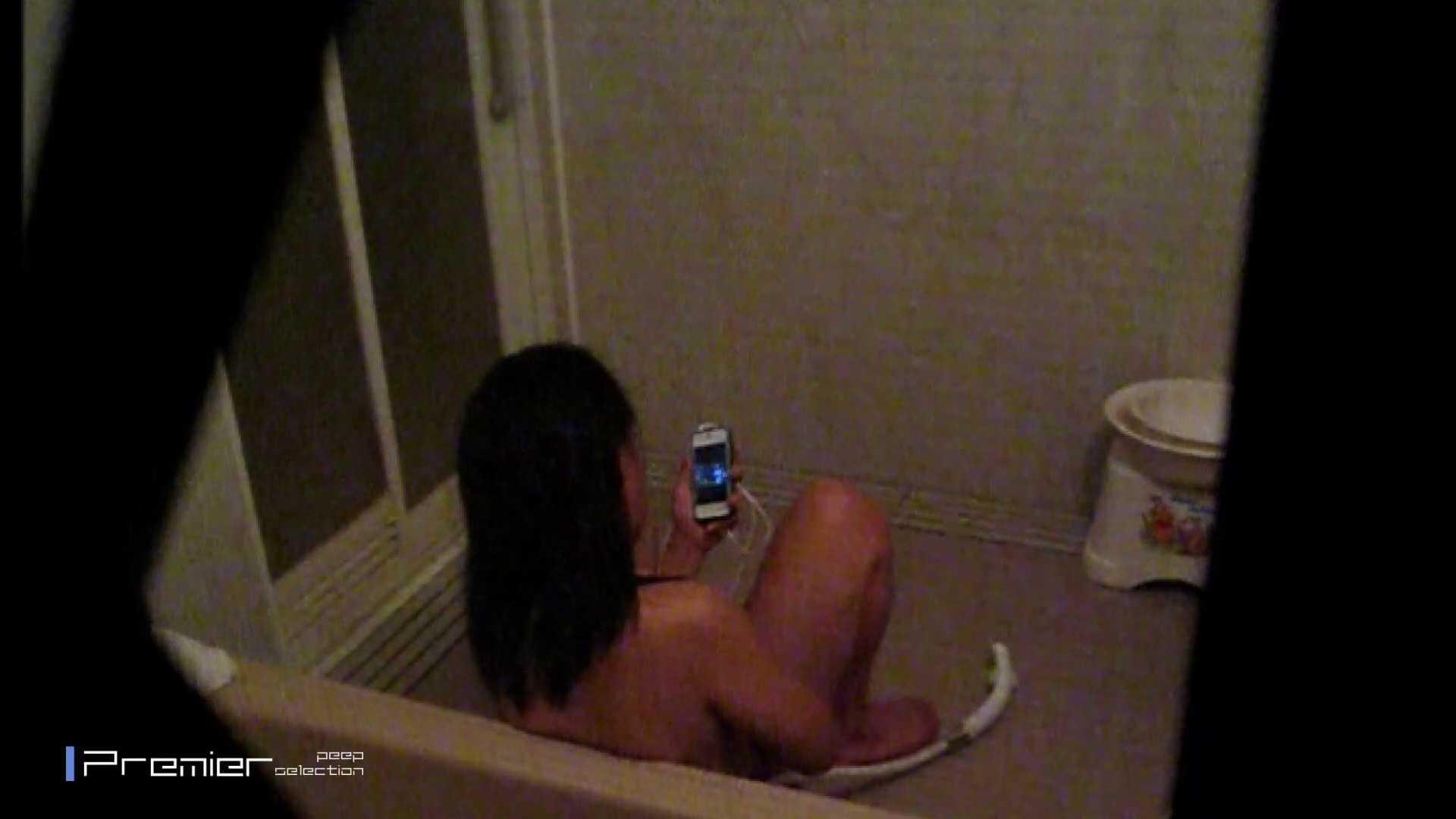 携帯触りなが満子をいじる 乙女の風呂場 Vol.19 ギャル  104PIX 29