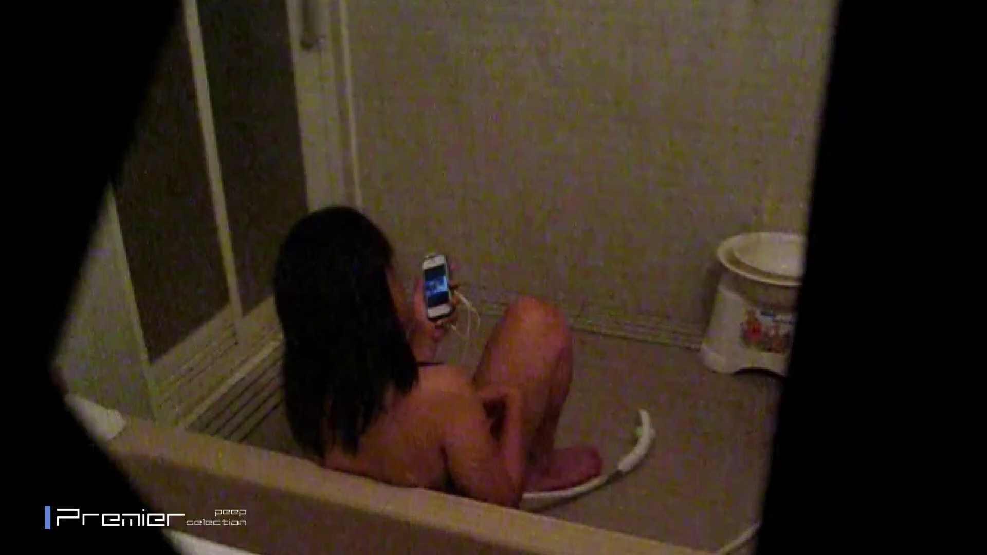 携帯触りなが満子をいじる 乙女の風呂場 Vol.19 ギャル  104PIX 39