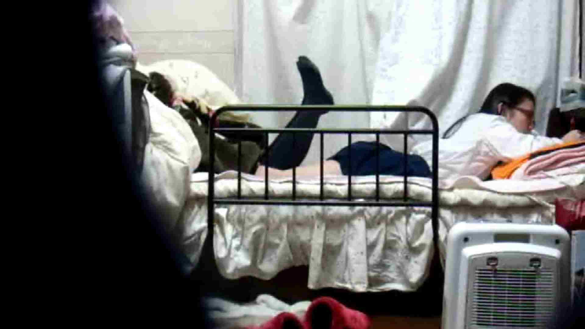 vol.4 まどかの帰宅後の部屋、ベッドで何かが始まります。 民家  58PIX 2