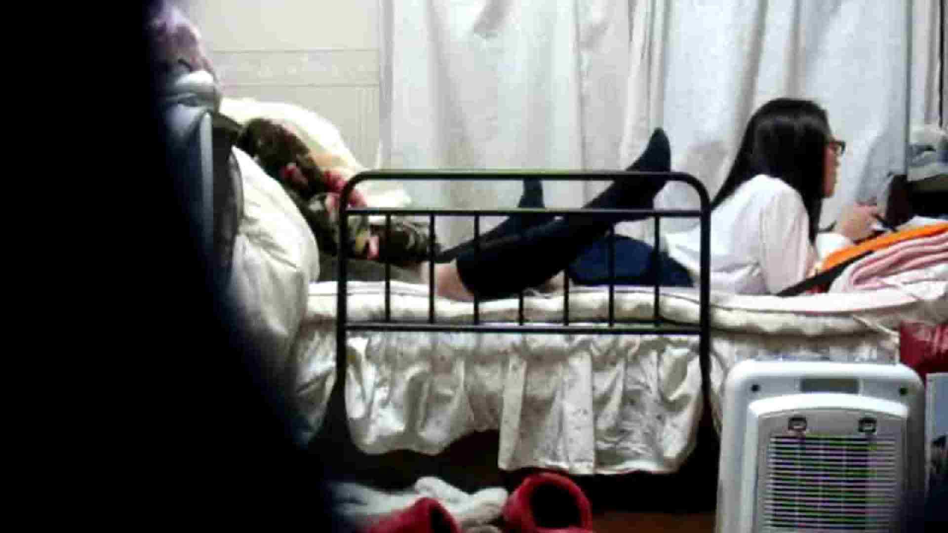 vol.4 まどかの帰宅後の部屋、ベッドで何かが始まります。 民家  58PIX 18