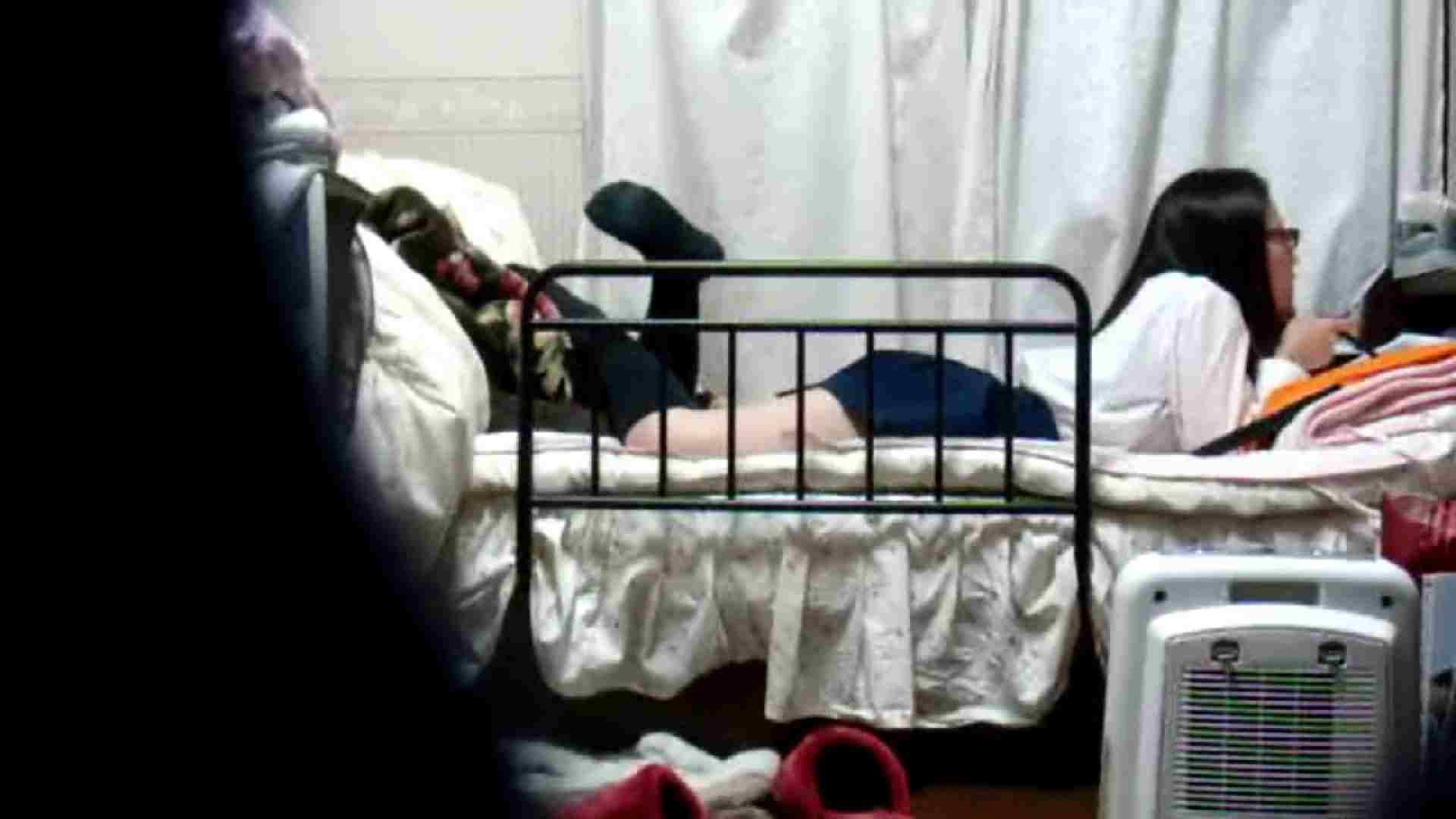 vol.4 まどかの帰宅後の部屋、ベッドで何かが始まります。 民家  58PIX 19