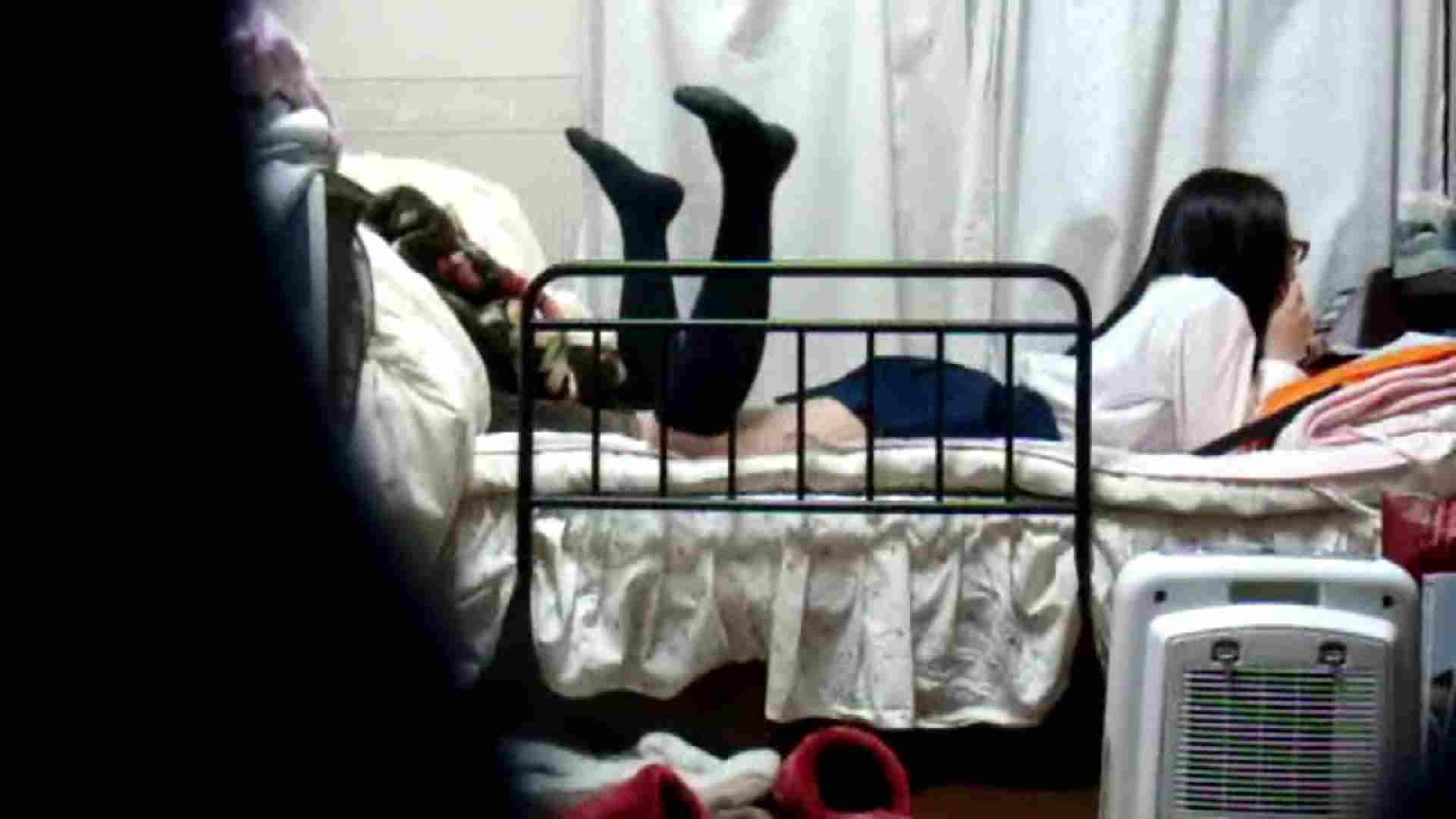 vol.4 まどかの帰宅後の部屋、ベッドで何かが始まります。 民家  58PIX 20