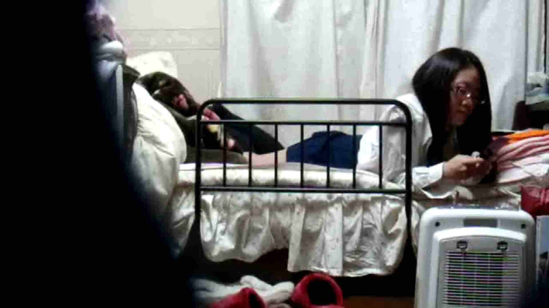 vol.4 まどかの帰宅後の部屋、ベッドで何かが始まります。 民家  58PIX 25