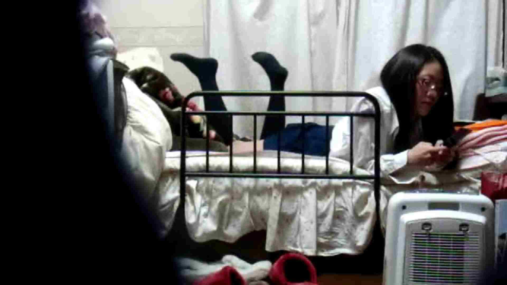 vol.4 まどかの帰宅後の部屋、ベッドで何かが始まります。 民家  58PIX 26