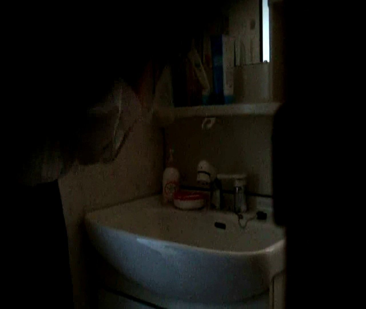 vol.5 まどかが帰宅後の洗顔後にブラを洗ってます。 いじくり  75PIX 21