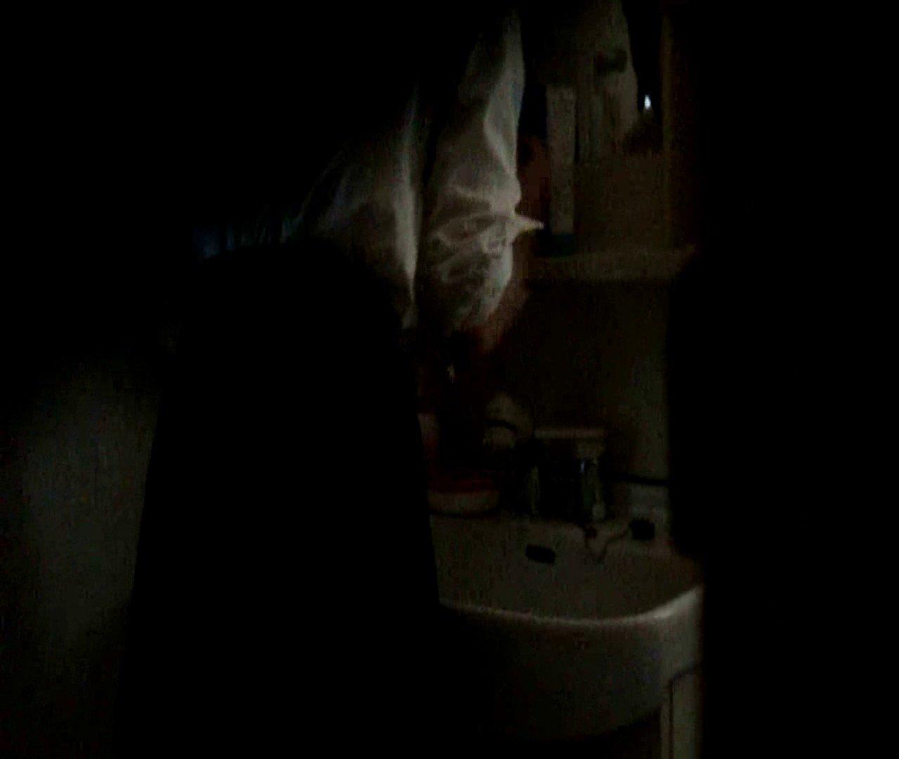 vol.5 まどかが帰宅後の洗顔後にブラを洗ってます。 いじくり  75PIX 29