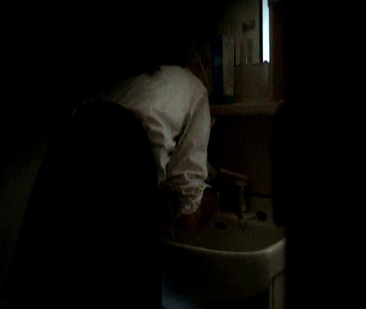 vol.5 まどかが帰宅後の洗顔後にブラを洗ってます。 いじくり  75PIX 31