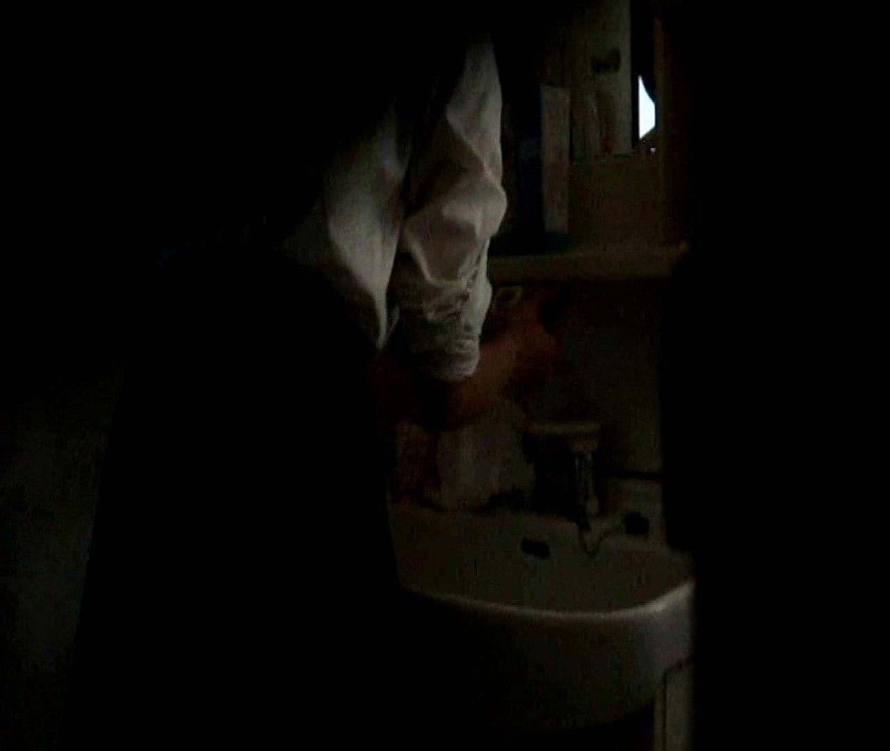vol.5 まどかが帰宅後の洗顔後にブラを洗ってます。 いじくり  75PIX 33