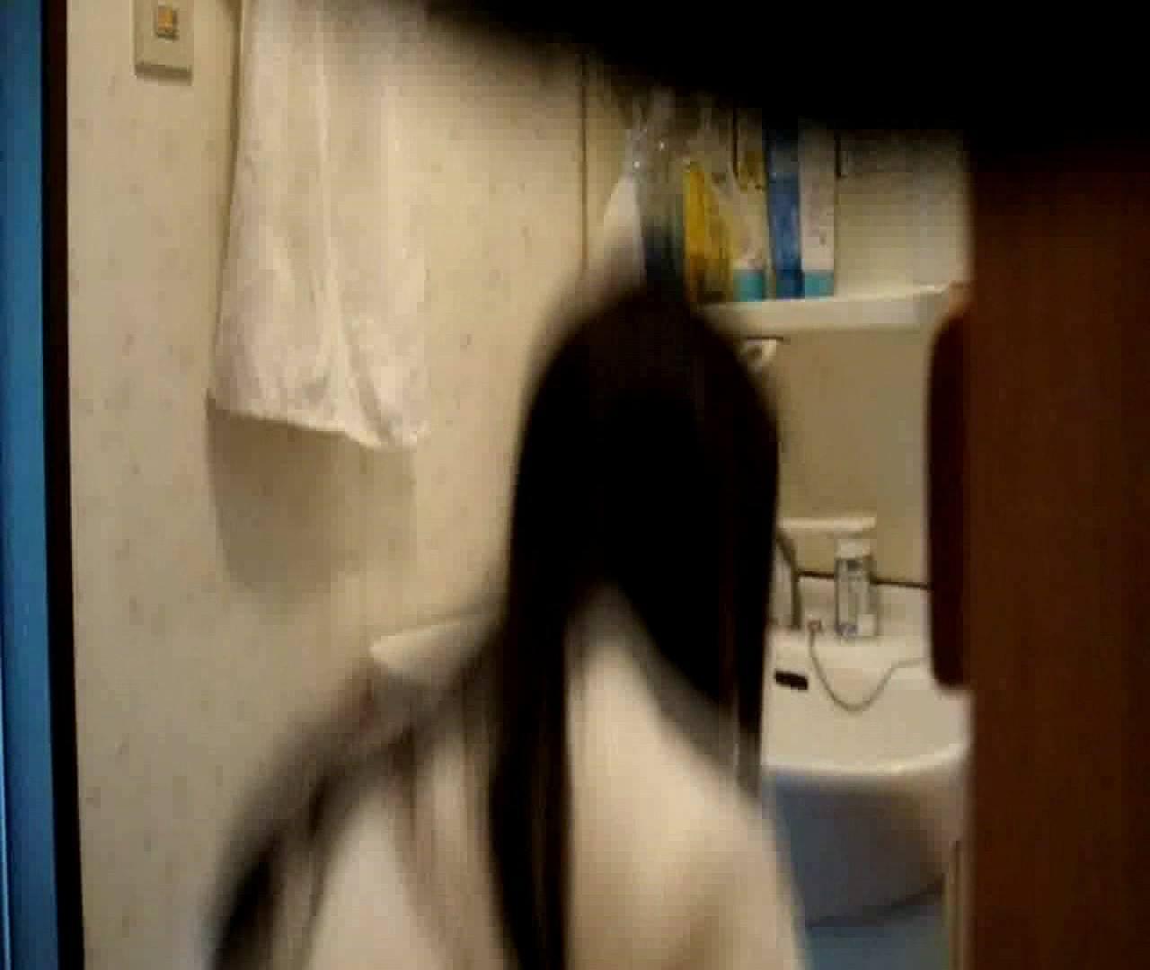 vol.5 まどかが帰宅後の洗顔後にブラを洗ってます。 いじくり  75PIX 51