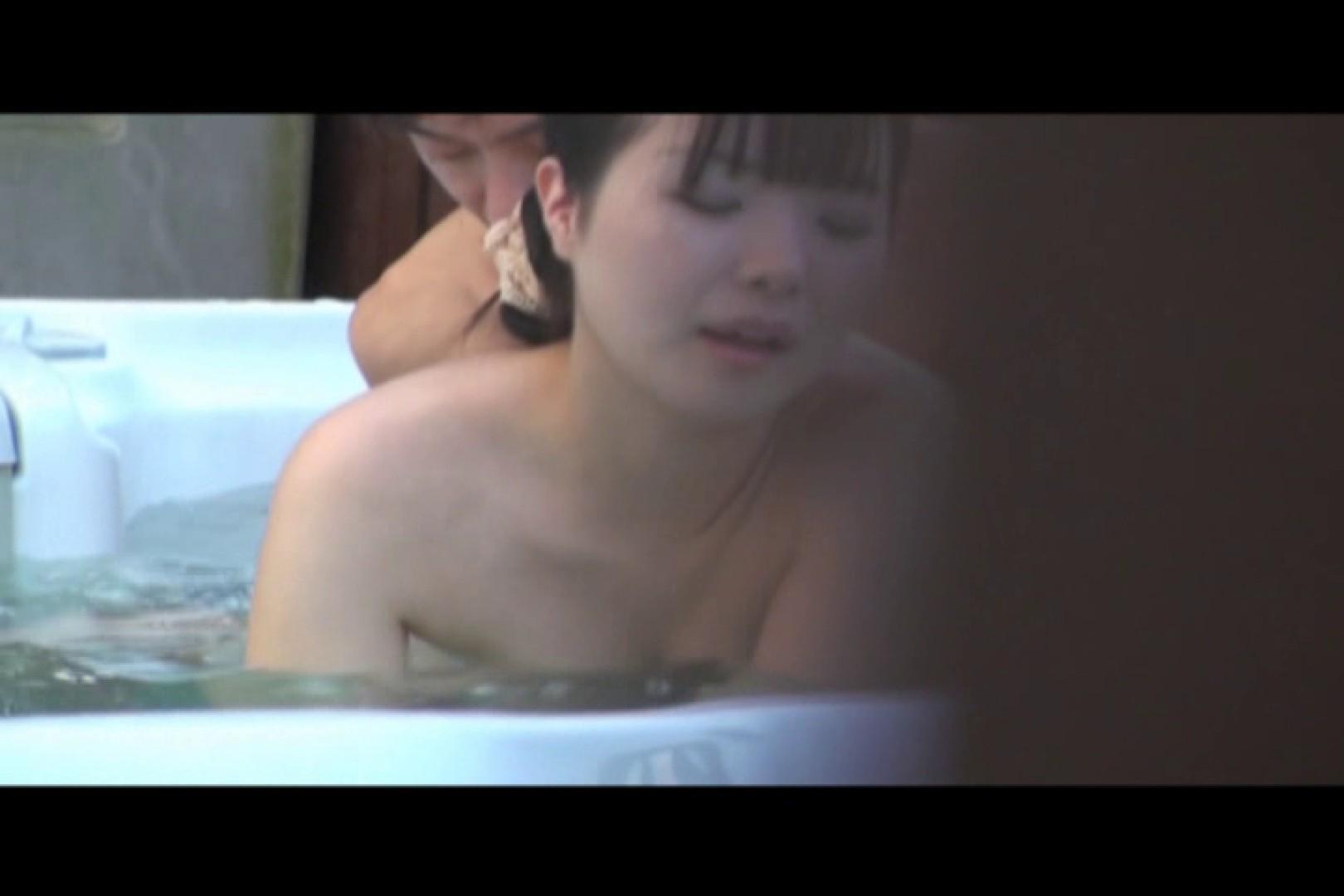貸切露天 発情カップル! vol.09 露天  99PIX 93