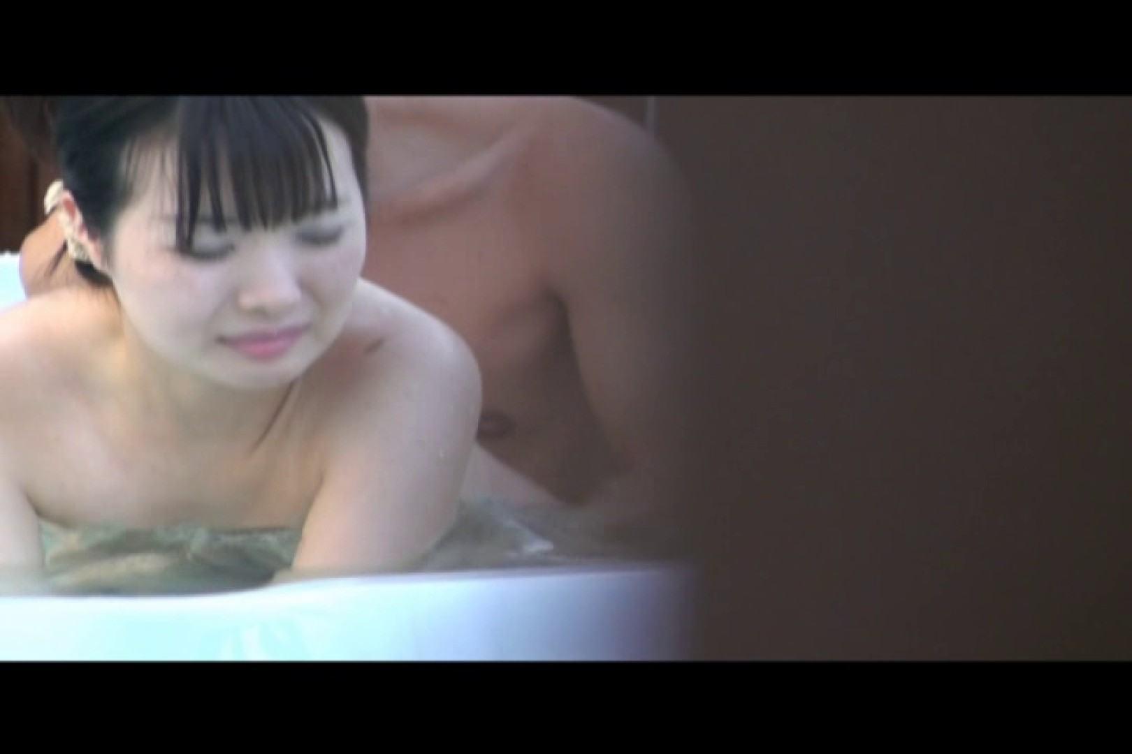 貸切露天 発情カップル! vol.09 露天  99PIX 96
