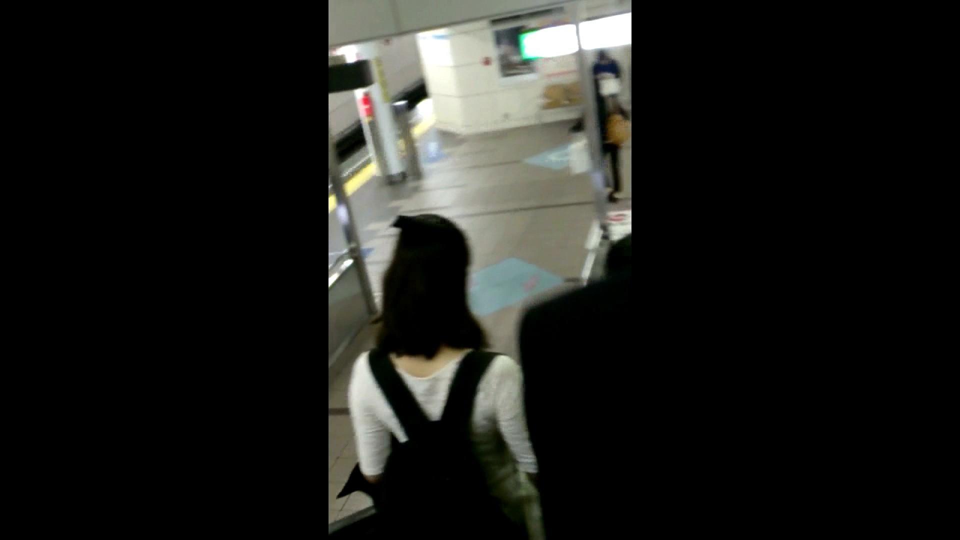 盗撮列車 vol.02 NINJAさんの粘着撮り ギャル  94PIX 21