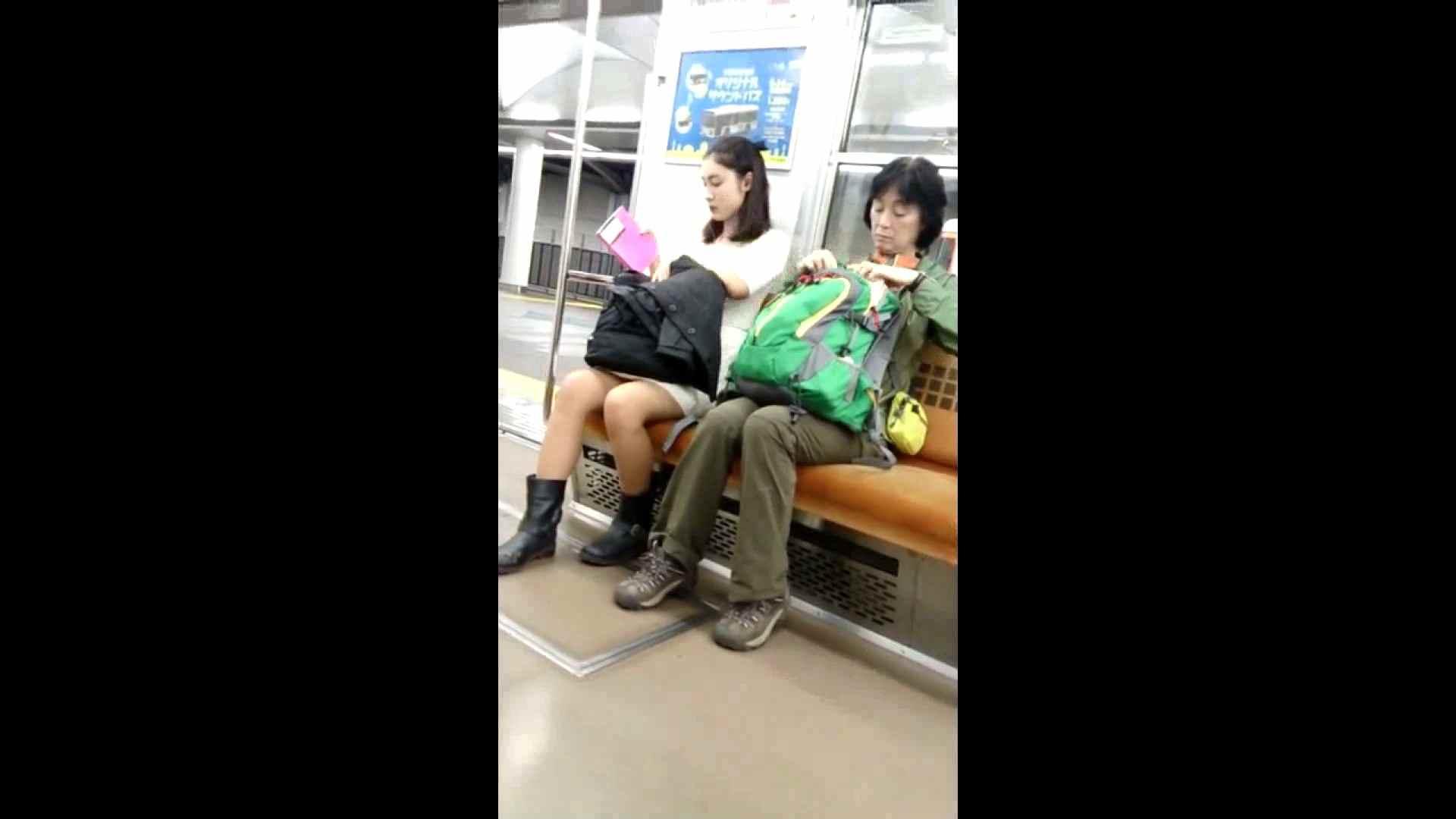 盗撮列車 vol.02 NINJAさんの粘着撮り ギャル  94PIX 94