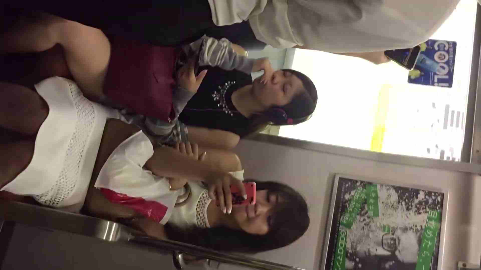 盗撮列車 vol.07 白スカートの中は爽やかな… パンチラ  97PIX 12