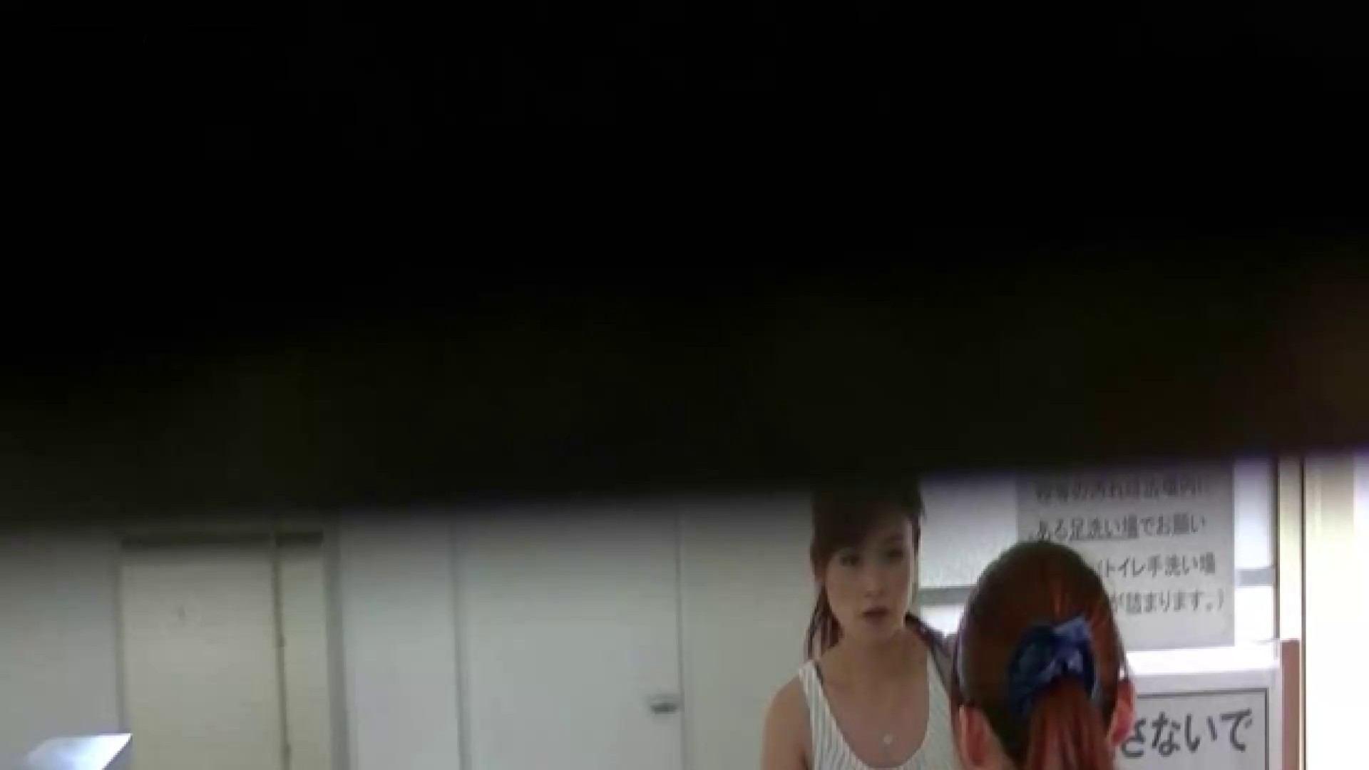 夏の思い出浜辺トイレ盗撮Vol.28