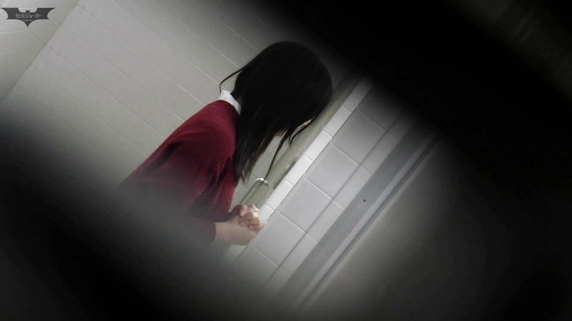 お銀さん vol.59 ピンチ!!「鏡の前で祈る女性」にばれる危機 お姉さん  98PIX 10