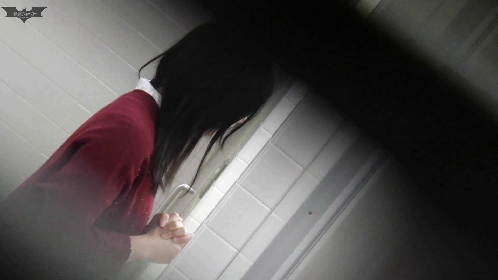 お銀さん vol.59 ピンチ!!「鏡の前で祈る女性」にばれる危機 お姉さん  98PIX 12
